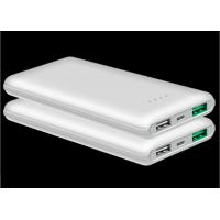 Quality Compact Cell Phone Power Bank Portable Charger Plastic Case For Mobile Devices for sale