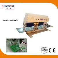 Quality Optional Depaneling Stroke PCB Depaneling With Circular And Linear Blades for sale