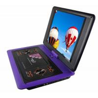 Quality 12 inch portable dvd player with TV FM for sale