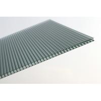 Buy cheap 6mm Lexan Polycarbonate Sheet / Polycarbonate Flat Sheeting Flame Resistance from wholesalers