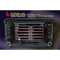 Buy FM/ AM Tuner Volkswagen DVD GPS RDS Bluetooth IPAS for VW Golf 6 ST-ANS510 at wholesale prices