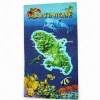 Buy Beach Towel, Suitable for Promotion and Travel, Measuring 75 x 150cm at wholesale prices