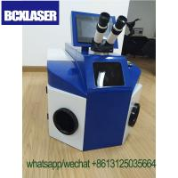 China Hot sale gold silver jewelry laser soldering machine good price portable laser welding machine on sale