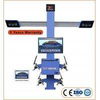 Quality Integrated  Wheel Alignment Equipment , 4 Wheel Four Cameras 3d Wheel Aligner for sale
