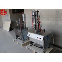 Quality Bag On Valve Spray Can Filling Machine , Semi Automatic Aerosol BOV Filling Machines for sale