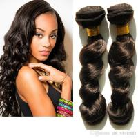 Buy 8A Grade Genuine Natural Virgin Brazilian Hair Extensions Remy Virgin Hair at wholesale prices