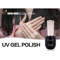 Buy Soak Off Removal UV LED Gel Nail Polish At Home No Crick OEM / ODM Avaliable at wholesale prices