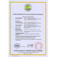 Foshan Xiangju Seat Factory Co., Ltd Certifications