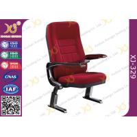 Quality PP Outerback PP Shell Chairs For Church Auditorium / Floor Mounted Chairs for sale