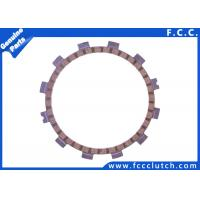 Quality Genuine Honda Motorcycle Clutch Plate , Motorcycle Clutch Disc Plate CRF450R for sale