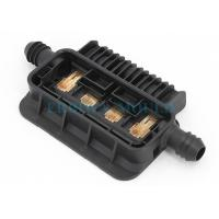 Buy cheap Precision Connector Mold Parts , Abs Plastic Injection Molding With Metal / Copper Insert from wholesalers