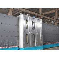 Buy cheap Vertical Glass Washer 2-10 M / Min , Automatic Insulating Glass Production Line from wholesalers