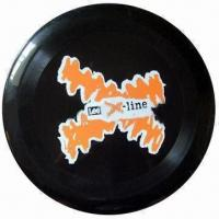 Quality Flying Disc, Made of Plastic for sale