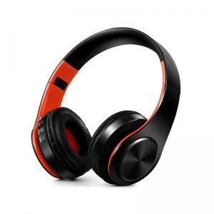 Quality Adjustable Headband Over Ear Wireless Headphones Micro USB Charging for sale