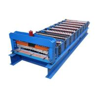China 380V Roof Panel Wall Plate Equipment Forming Machine on sale