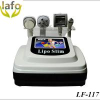 Buy cheap High quality 4 in 1 portable vacuum roller massage rf cavitation slimming from wholesalers