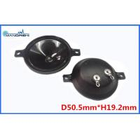 Buy 50.5mm Super Piezo Tweeter Speaker Ultrasonic Annunciator with Mounting Ears at wholesale prices