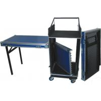 Quality 16U Standard Rack Flight Case With multifunctional Stand for sale