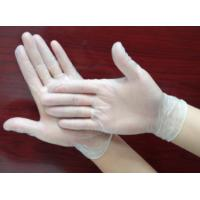 Quality Smooth Disposable Exam Gloves , Latex Powder Free Glove For Health Care / Beauty for sale