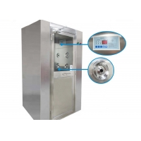 Quality PLC System Cleanroom Air Shower Tunnel For Medical Instruments for sale