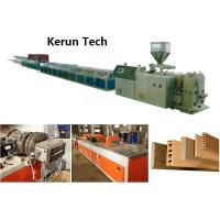 Quality Good Performance ABS Plastic Profile Production Line EASY TO USE for sale