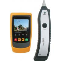 Buy cheap Digital TFT LCD CCTV tester PAL / NTSC Identifying Hight quality Circuit BreakeWire Tracker with ADSL Detection Camera from wholesalers