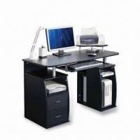 Quality Computer Desk with MDF Vacuum Absorb PVC Finish, Measures 1,200 x 550 x 850mm for sale