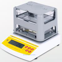 China AU-1200K Digital Electronic Gold Karat Tester , Gold Silver Purity Testing Machine on sale