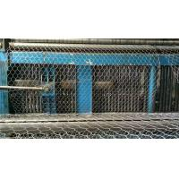 Quality CNC 4300mm Width Reverse Twist Gabion Hexagonal Wire Netting Machine for sale