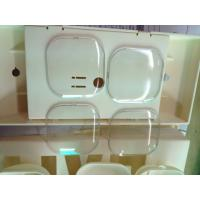 Buy Mechanical CNC Plastic Machining PC Clear Plastic Parts Polishing Rapid at wholesale prices