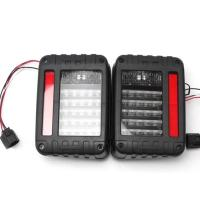 Quality 6000K LED Tail Lights For 2008 - 2015 Wrangler / DC12V Led Traffic Lights for sale