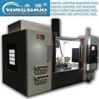 Buy 700*420mm Vertical CNC Milling Machine Center,740 cnc machining center, vmc740 cnc milling,vertical cnc machine 740 at wholesale prices
