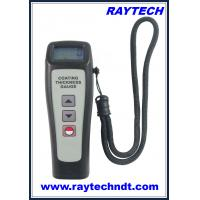 Buy cheap Pocket Size Coating Thickness Gauge, Painting Thickness Meter, Metal coating tester TG-8900 from wholesalers