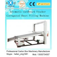 China Electric Stacker Corrugated Carton Box Packing Machine For Cardboard Packaging on sale