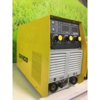 Quality Yellow IGBT Inverter Welding Machine Alloy Steel Housing With Low Spatter for sale