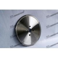 China WISDOM Iron Metal Cutting Saw Blade 160mm diameter-32-2.0-48teeth Metal steel saw blade on sale