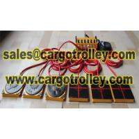 Quality Air movers casters can solving any moving and handling problems for sale