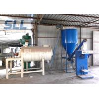 Quality Simple Spiral Band Dry Mortar Mixer Machine With Sand Dryer High Performance for sale
