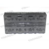 Buy 105 * 50mm Plastic Brush Black Auto Cutter Nylon Bristles for Lectra Q25 Cutter at wholesale prices