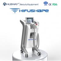 Quality hottest!!Newest vertical HIFUSHAPE fat reducing/bodyshaping cavitation machine for sale