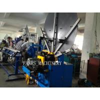 Buy Metal Spiral Tube Former Machine Omron / Snider With Steel Strip Adjustable at wholesale prices