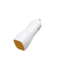 Quality TBC PC ABS 12W FCC ROHS 5V2.4A 1 Port Car Charger for sale
