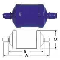 Quality One - Way Iron Filter Drier for Refrigeration for sale