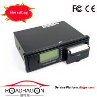 Quality High quality Driving Recorder Gps Tachograph Device For Car / Truck for sale