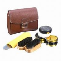 Quality Shoe care kit, made of PU for sale