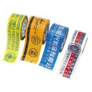 China Carton Sealing Printed BOPP Tape (7410) on sale
