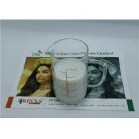 Buy cheap Water - Based Inkjet Acrylic Coating For Inks And Paper Heat Resistance from wholesalers