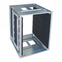 Quality Permanent Antistatic 100kg Pitch 10mm ESD Magazine Rack for sale