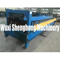 Quality Unique Wave Style Tile Roof Roll Forming Machine for Making Color Steel Tile for sale