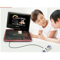 Quality 7 inch portable DVD Player with TV and Game Function for sale